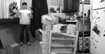 HOW TO REALLY BUILD IKEA FURNITURE
